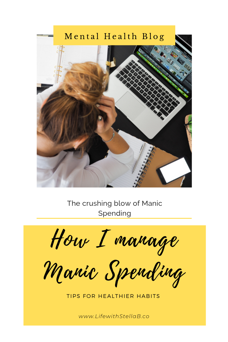 The Crushing Blow of Manic Spending