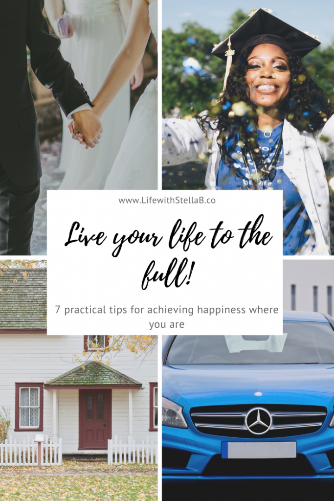 Life your life to the full with tips to maximize happiness
